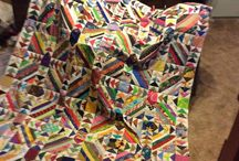 Quilts -- String Quilts / by Donna DuMouchel