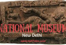 Top 10 Must See Things at National Museum, Delhi / National Museum Delhi is a must visit places to see in Delhi not only for tourists but also locals. Top 10 must see artifacts at National Museum described
