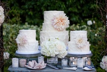 Cake Inspiration / Yummy cakes for inspiration - NO recipes! / by Jane Riebe-Tritten