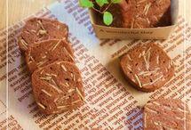 チョコナッツクッキー(卵無し)