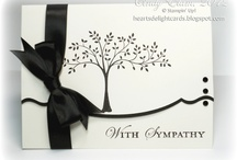 Sympathy cards / by Diana Crawford