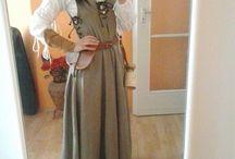 Medieval dress :)