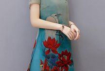 chinesse dress