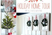 Home Tours - Christmas
