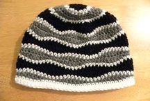 Gorro varon crochet