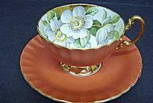 Bello color de taza