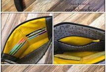 Bag, Clutch, Pouch, Wallet Pattern