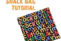 Snack bags info / Lots of info here too: