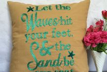 Quotation Pillows