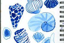 Teach art shells