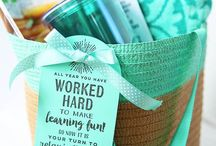 Teacher Gifts / by Erika Zane Photography