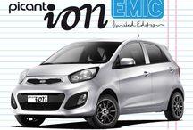 Picanto Ion Academic - Limited Edition / Prepárate para que tus días sean más Divertidos. Picanto ION ACADEMIC - Limited Edition. Encuéntralo en todas nuestras vitrinas Kia Metrokia #KIA #Metrokia