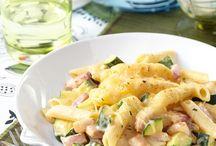 warme pasta recepten