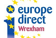 Europe Direct information centre - Wrexham / We are a European Information centre based in Wrexham Library! Whether you are looking to work/study or live abroad, wanting more information about funded EU programmes, EU legislation or anything else we are here to help!