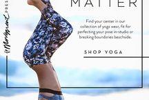 Yoga / Advertising