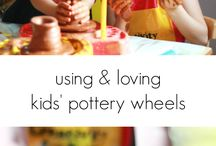 Ceramic Activity for Kids