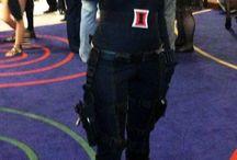 Black Widow Costume Cosplay