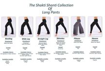 Peace Power Yoga Pants / Find your Peace Power (Shakti Shanti) in our soft & comfortable yoga pants