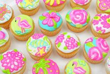 Preppy Cakes, Cupcakes, and Sweets! / Featuring the best preppy cake, cupcake, and cookie designs for inspiration!