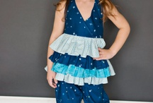 Patterns & Inspiration (Sewn Fabric) / by Laura B.
