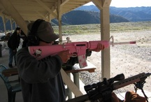 Chicks with Guns & other Weaponry