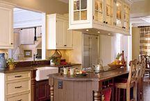 Home -kitchen / Ötletek egy új otthonhoz