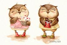 Gufetti - Owls