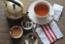 making tea time / by TaNeesha Johnson