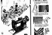 propagandas de maquinas de coser antiguas