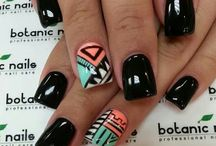 Loving nails!! / Ways to do your nails.  / by Trinity Williams