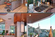 Kitchens / Kitchen inspiration for every design aesthetic. Scroll through and find your perfect kitchen.
