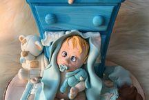Baby cake ideas
