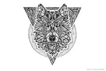 Redbubble Shop • By Mark Karwowski / A selection of my creative work on Redbubble Store.  From Design Prints, Illustration Artwork, Typography, Calligraphy.
