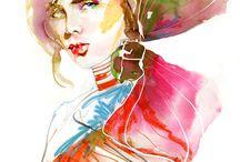 Portrait of Fashion