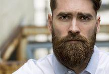 barba cabelo