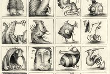Awesome Drawn Characters