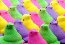 All Things Peeps / The sugary goodness of marshmallow peeps! / by Ann's Entitled Life