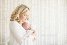NASHVILLE NEWBORN PHOTOGRAPHER / by Jenny CrugerPhotography