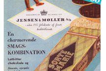 Gamle danske reklamer