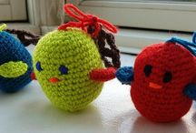 Chango Toys / Crochet Therapy