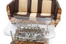 CF Dream Sets / Custom order your very own dream set!!! Call us today!  www.CarFurniture.com