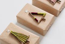 Décos cadeaux Noël et fêtes