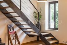 Escaliers neufs ou à rénover