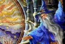 magické bytosti
