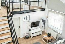 Interior build