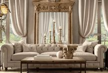 Living Room Inspiration / by Stacey French-Lee