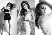 Model Portrait Photography