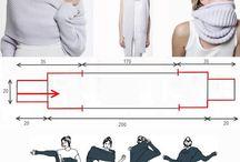 Maglia Knitting / Punti ed lavori