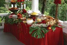 Mesas festivas