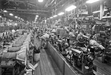 VOITURE - ASSEMBLY LINE / by Marc Bee